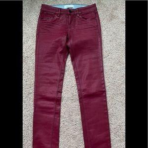 Habitual Alice coated skinny jean
